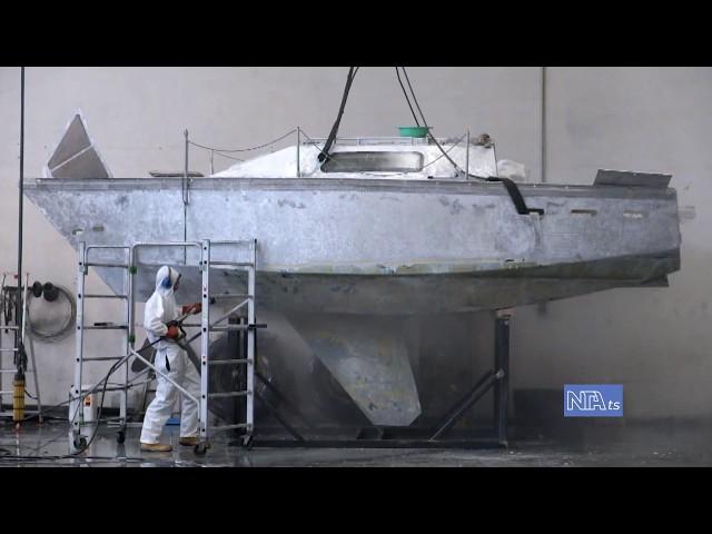 Altre applicazioni - Pulizia barca