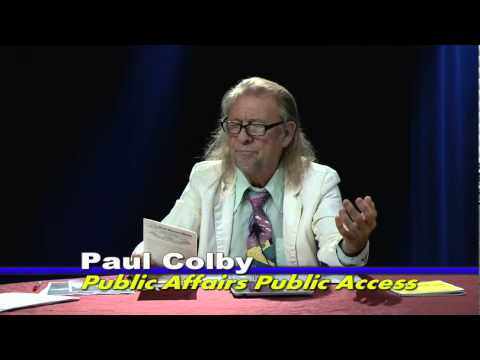 Public Affairs Public Access: Paul Colby