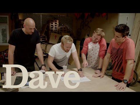 Meet The Indestructibles | Dave