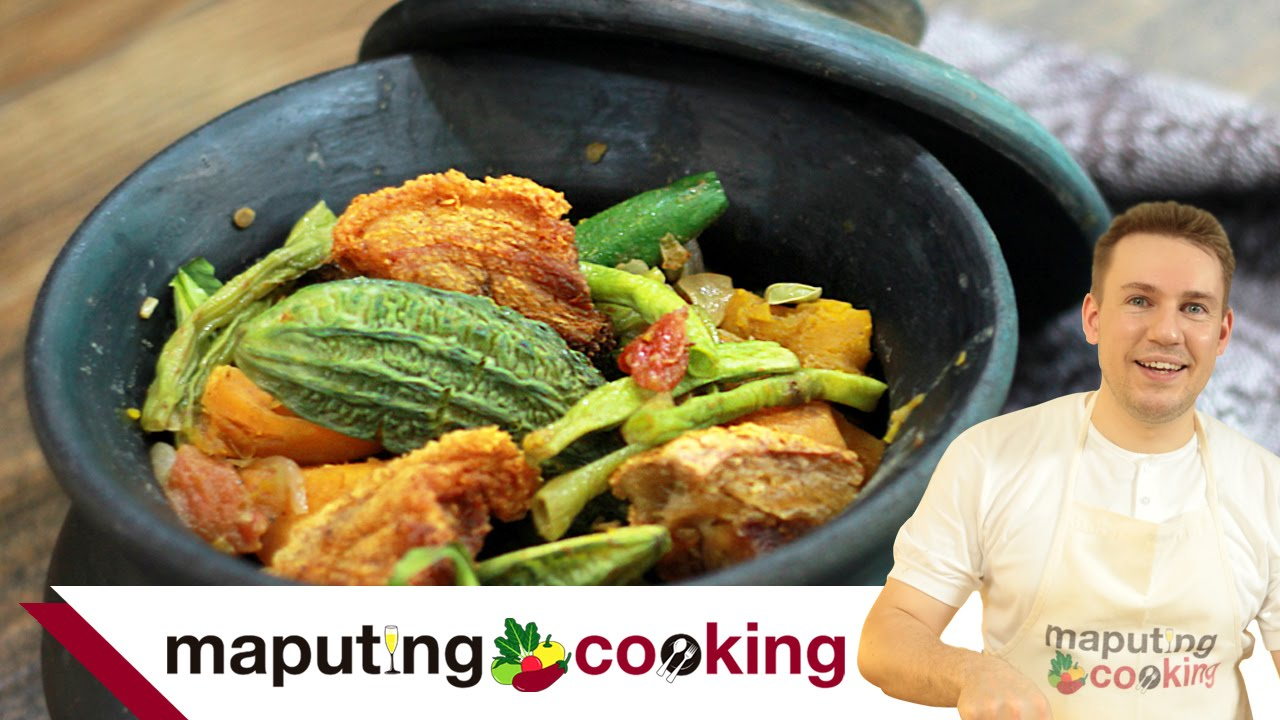 how to cook pinakbet without pork