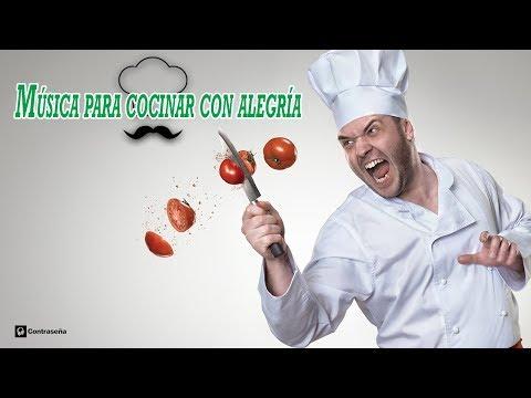 MUSICA PARA COCINAR ALEGRE y Levantar el Animo, Canciones Divertidas, Música Feliz/Cocina Masterchef