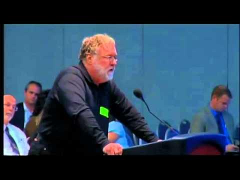 City holds public Walmart hearing