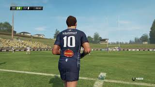 RACING 92 - CASTRES OLYMPIQUE : Rugby Challenge 3 [PC]