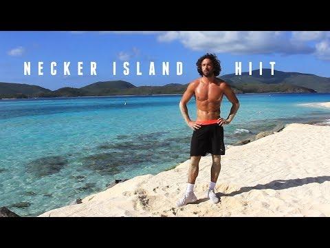 Necker Island Full Body HIIT | The Body Coach