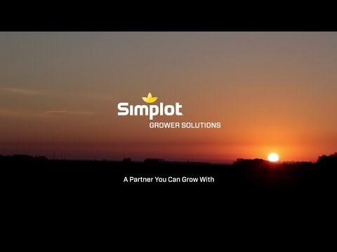 Simplot Grower Solutions - A Partner you Can Grow With