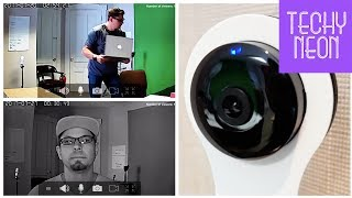 Super Cheap Affordable Wireless WIFI Security Camera! (Nest Alternative?)