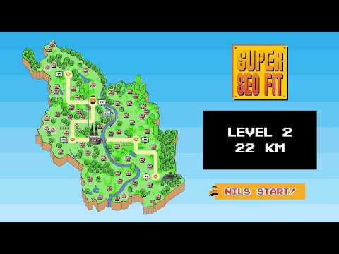 XOVI ✦ Super SEO Fit – Super SEO Run Level 2 (22km)