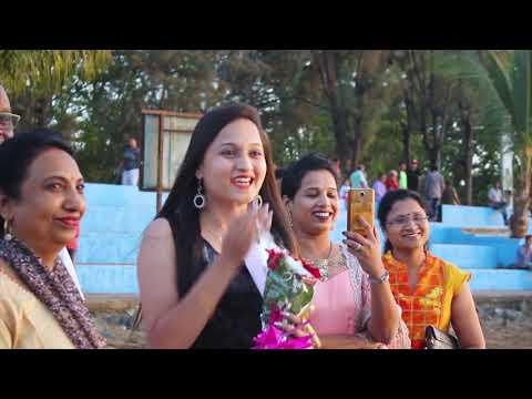 Epic Indian Flash Mob marriage proposal #SHRUNAD