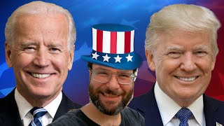 Who Am I Voting For? - Trump or Biden That Is The Question