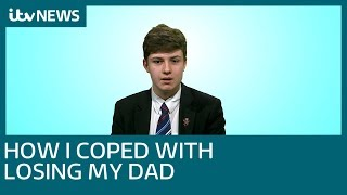 Jack Rondel: How I coped with losing my dad to cancer | ITV News