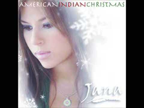 Jana Mashonee - Hark The Herald Angels Sing (Sung In Lakota)