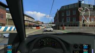 NeoRed Games - Gameplay comentado de Live For Speed [Pt-Br]