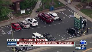 Police: Westminster shooting likely a road rage incident; suspected shooter identified