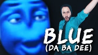 BLUE DA BA DEE (Eiffel 65) - Metal cover version by Jonathan Y…