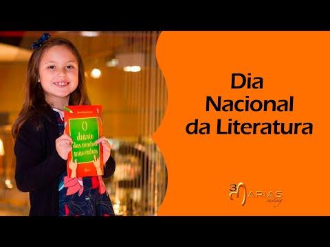 TV 3Marias: Dia Nacional da Literatura