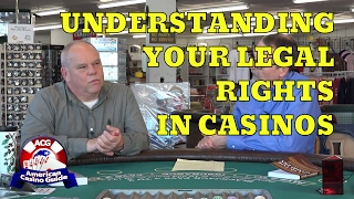 Understanding Your Legal Rights in Casinos with Gambler's Attorney Bob Nersesian