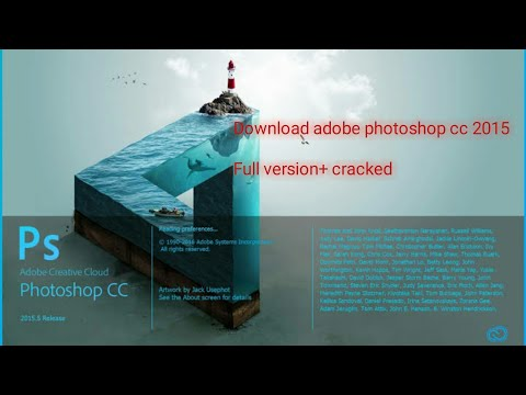 How To Download Adobe Photoshop Cc 2015 Full Version In 90 Mb.