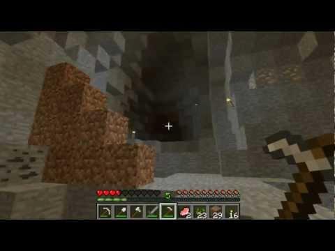 [Minecraft ] 5) Epic Jeskyně + NETHER (1. série)