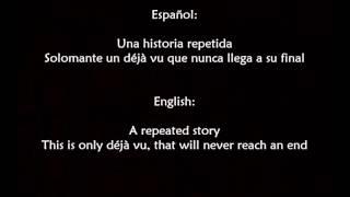 Prince Royce, Shakira - Deja vu (Lyrics English/Español)