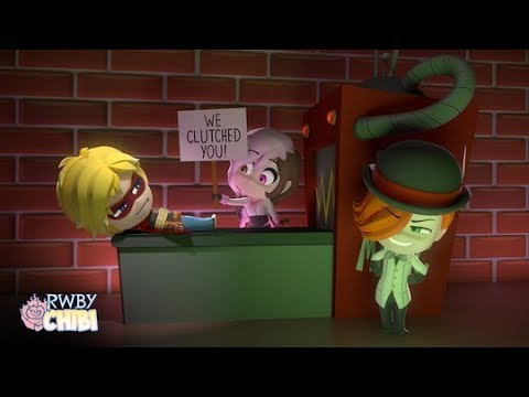 RWBY Chibi: Season 3, Episode 11 - In The Clutches of Evil | Rooster Teeth