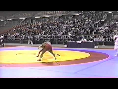 1994 World Cup: 52 kg Selwyn Tam (CAN) vs. Gholem Reza Mohammadi (IRI)