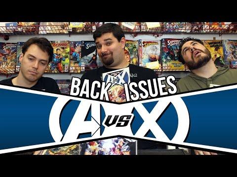 AVENGERS vs X-MEN | Back Issues