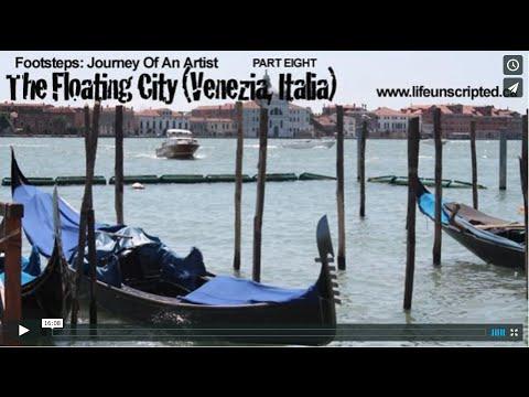 The Floating City (Venice, Italia) - S1E8