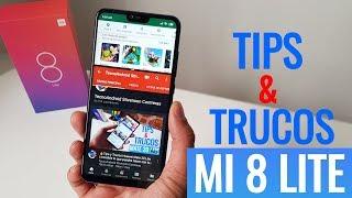 Tips y Trucos Xiaomi MI 8 Lite con MIUI 10 | Increible lo que puedes hacer con tu MI 8 Lite🔥