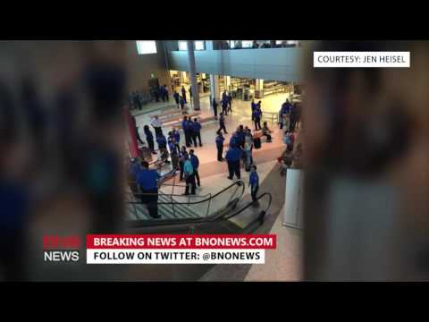 Shooting at Dallas Love Field airport prompts lockdown