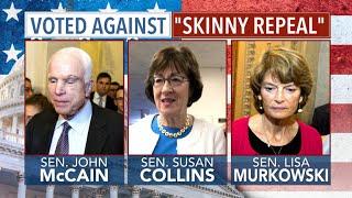 John McCain casts decisive