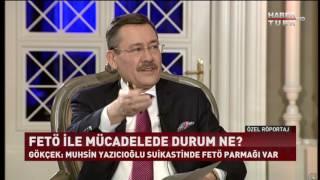 Özel Röportaj 25 Şubat 2017 Ankara Büyükşehir Bel Bşk Melih Gökçek