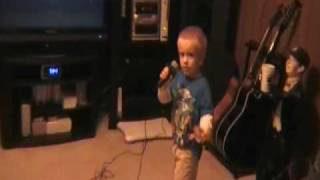 Taylor Swift & Def Leppard CMT Crossroads Love Story by My Three Year Old