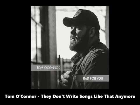 Tom O'Connor - They Don't Write Songs Like That Anymore