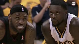 Four Years Ago, Lance Stephenson Went Viral When He Blew in LeBron's Ear