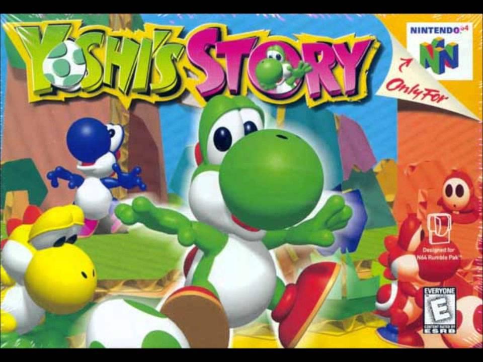 yoshi story 64