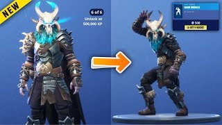 Hand Signals Emote | All Ragnarok Evolution Skins Fortnite New Emote