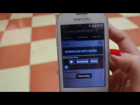 How To Download Free Mp3 In Your Android Phone For Free 2015