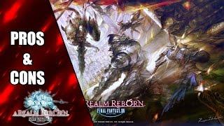 Final Fantasy 14 - Die Pros & Cons