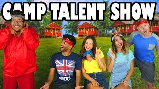 Camp Talent Show featuring Pop Music High. Totally TV