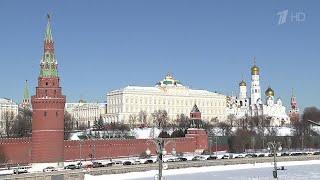 Заявления В. Путина о попытках поставить РФ под внешний контроль, угрозах актуальных и отраженных.