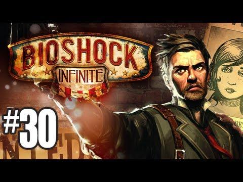 bioshock infinite элизабет 18 видео
