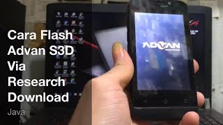 this is a video tutorial flash smartphone android chipset mediatek.