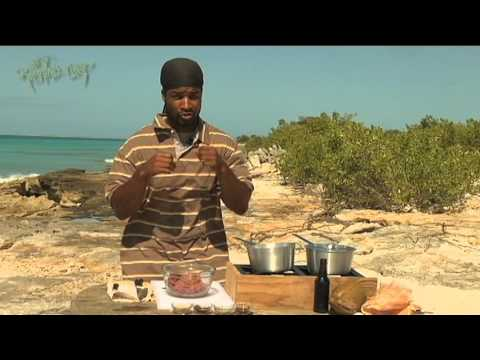 The Rhyming Chef Barbuda - Chill'in With The Homies