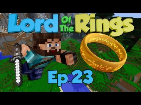Minecraft Lord Of The Rings: Ep.23 - MITHRIL!