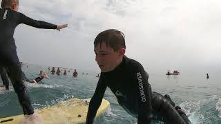 Ecole de surf de Tregunc Nevez