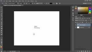 Уроки Фотошопа для начинающих бесплатно с нуля. Как работать в Фотошопе. #9