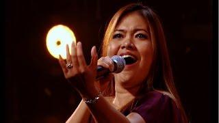 Filipina Singer Naneth Lyons Surprise Judges in Xfactor UK