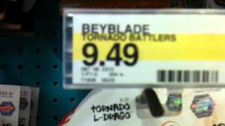 BeyBlade Hunting at Target :D