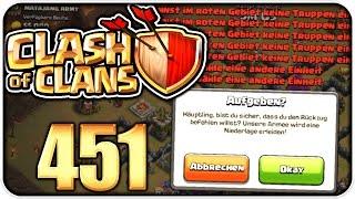 CLASH of CLANS Part 451: Was für 1 Fail