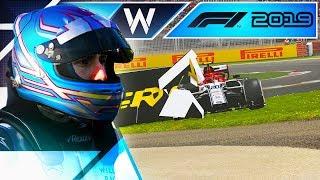 F1 2019 КАРЬЕРА - НАЧАЛО ВОЙНЫ С АЛЬФА РОМЕО #23
